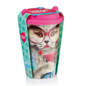 Coffee-to-go Becher CAT